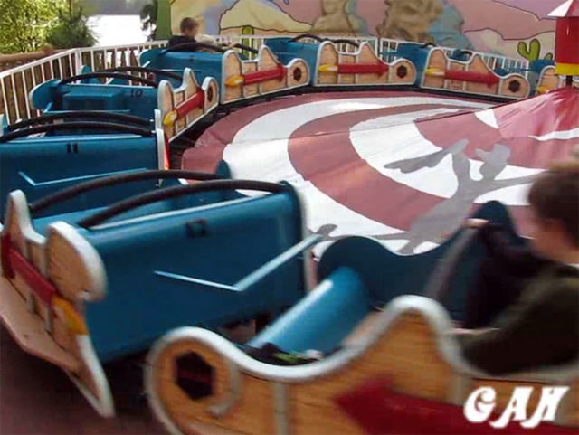 Videos - Rides, Attractions and Events