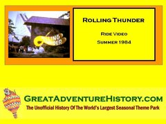 Rolling Thunder Ride Video