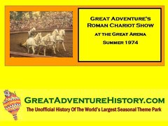 Great Arena Roman Chariot Show - 1974