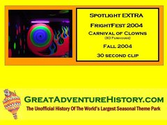 Fright Fest 2004 - Carnival of Clowns 3D Funhouse