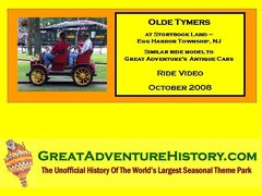 Antique Cars  Olde Tymers