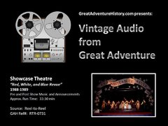 Red, White & Blue Revue - Pre and Post Show Music and Announcements