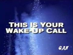 2001 Your Wake-Up Call