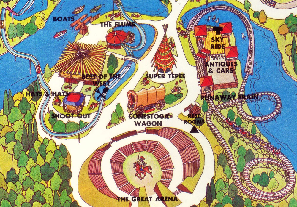 Six flags vision statement